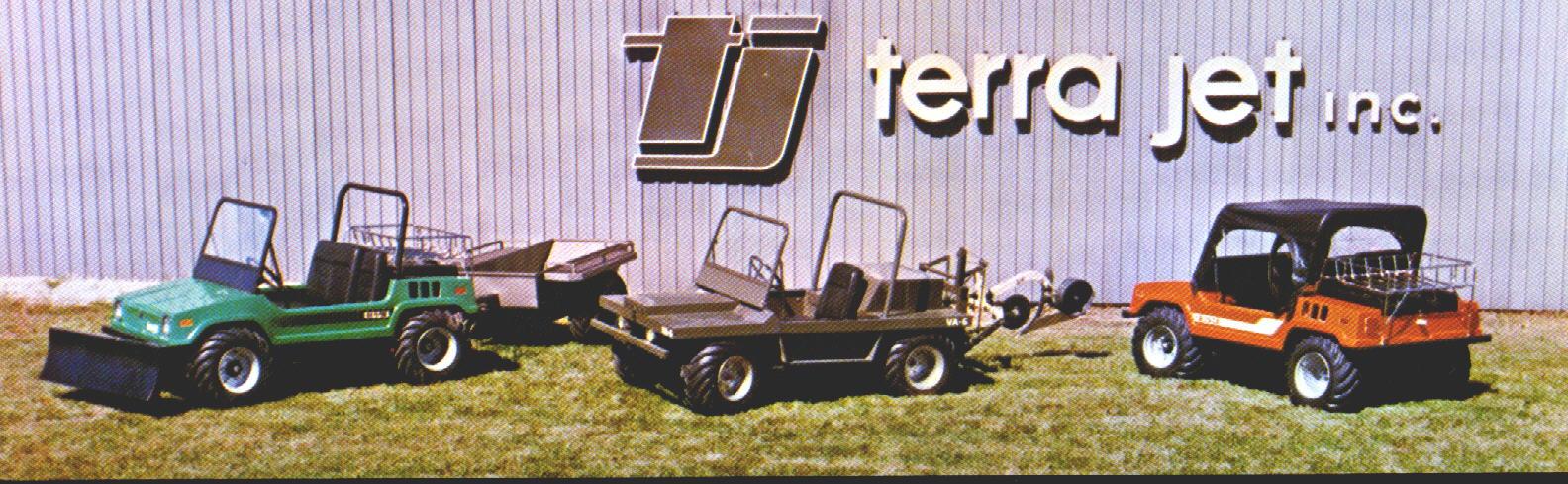 Plant: TERRA-JET U.S.A.   Innis, Louisiana U.S.A.